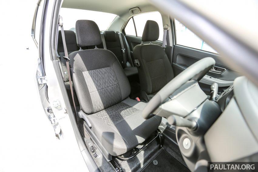 Perodua Bezza dilancarkan, enjin 1.0L VVT-i dan 1.3L Dual VVT-i, harga bermula dari RM37K hingga RM51K Image #522497