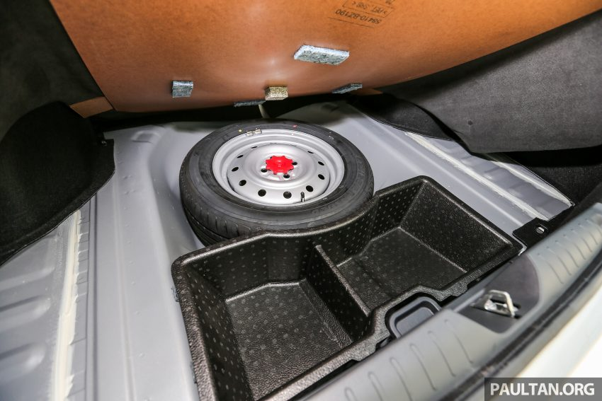 Perodua Bezza dilancarkan, enjin 1.0L VVT-i dan 1.3L Dual VVT-i, harga bermula dari RM37K hingga RM51K Image #522501