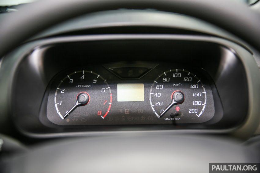 Perodua Bezza – senarai elemen varian demi varian Image #520101