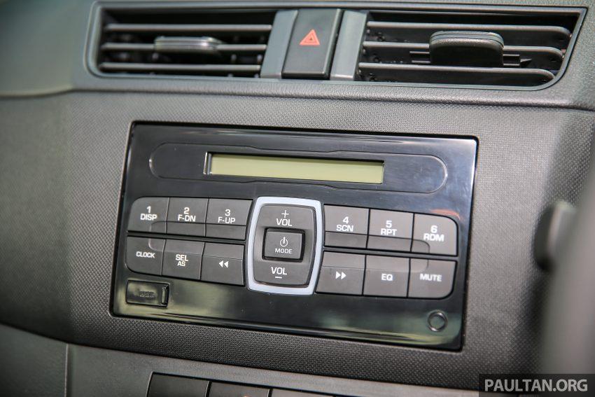 Perodua Bezza – senarai elemen varian demi varian Image #520103