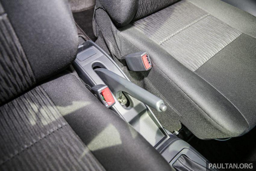 Perodua Bezza – senarai elemen varian demi varian Image #520109