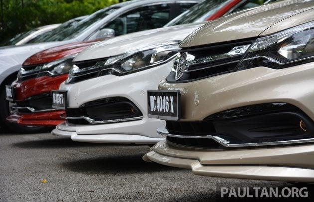 Proton Perdana Test Drive 7