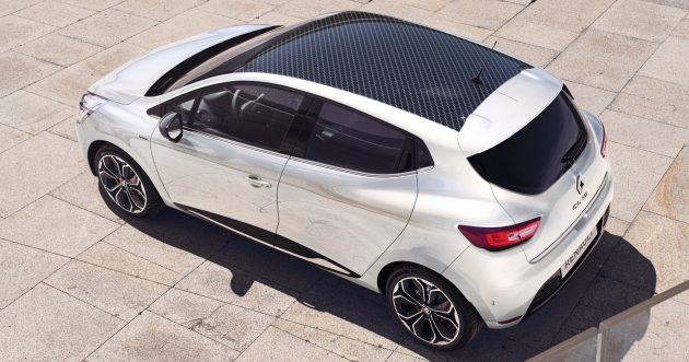Renault Clio Edition One Revealed Limited Series