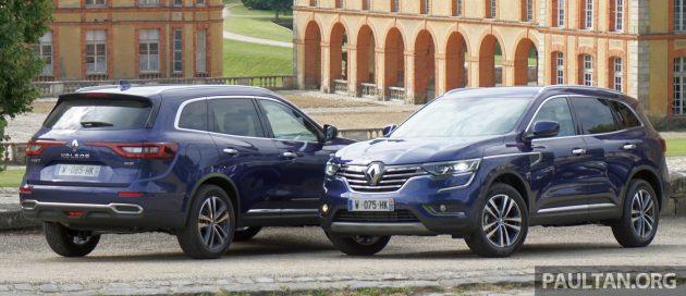 Renault Koleos France-2