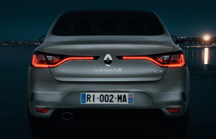 Renault Megane Sedan launched – no more Fluence! Image #517497