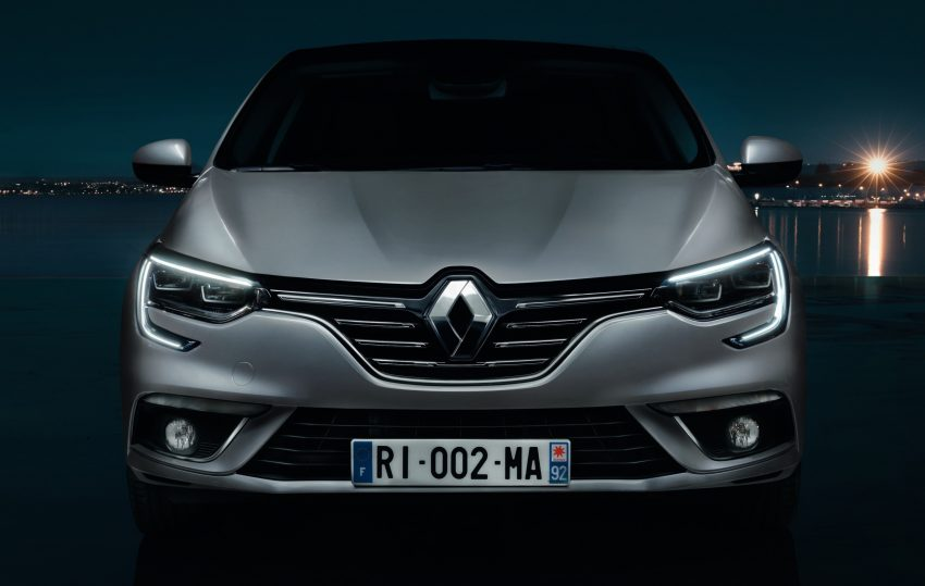 Renault Megane Sedan launched – no more Fluence! Image #517507