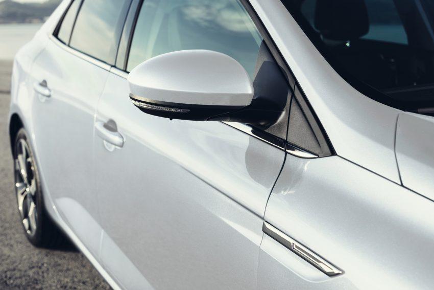 Renault Megane Sedan launched – no more Fluence! Image #517509