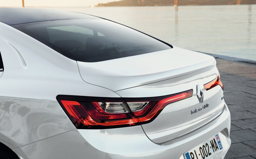 Renault Megane Sedan launched – no more Fluence! Image #517510