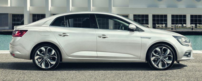 Renault Megane Sedan launched – no more Fluence! Image #517511