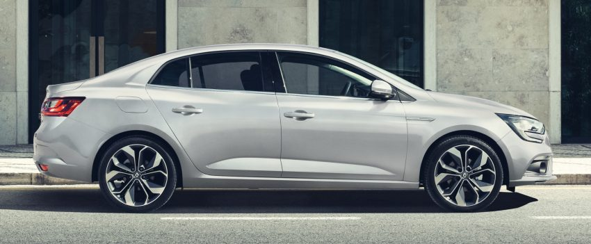 Renault Megane Sedan launched – no more Fluence! Image #517513