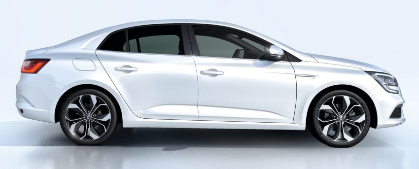Renault Megane Sedan launched – no more Fluence! Image #517498