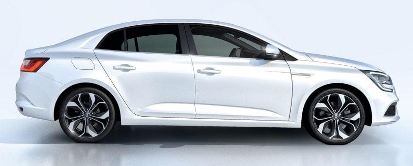 Renault Megane Sedan launched – no more Fluence! Image #517498