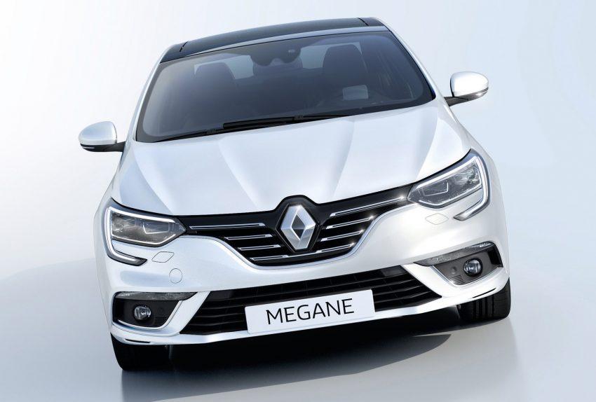 Renault Megane Sedan launched – no more Fluence! Image #517503
