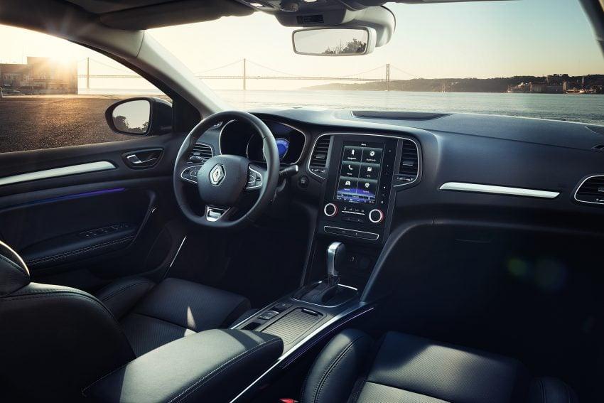 Renault Megane Sedan launched – no more Fluence! Image #517506