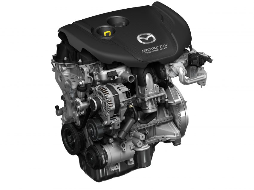 Mazda CX-5 2.2L SkyActiv-D diesel launched – RM162k Image #521683