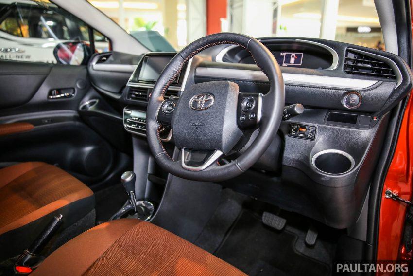 GALERI: Toyota Sienta 2016 di Mitsui Outlet Park Image #516817