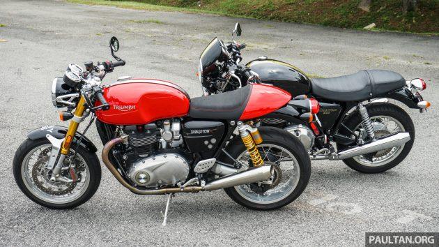 Triumph Thruxton R 127
