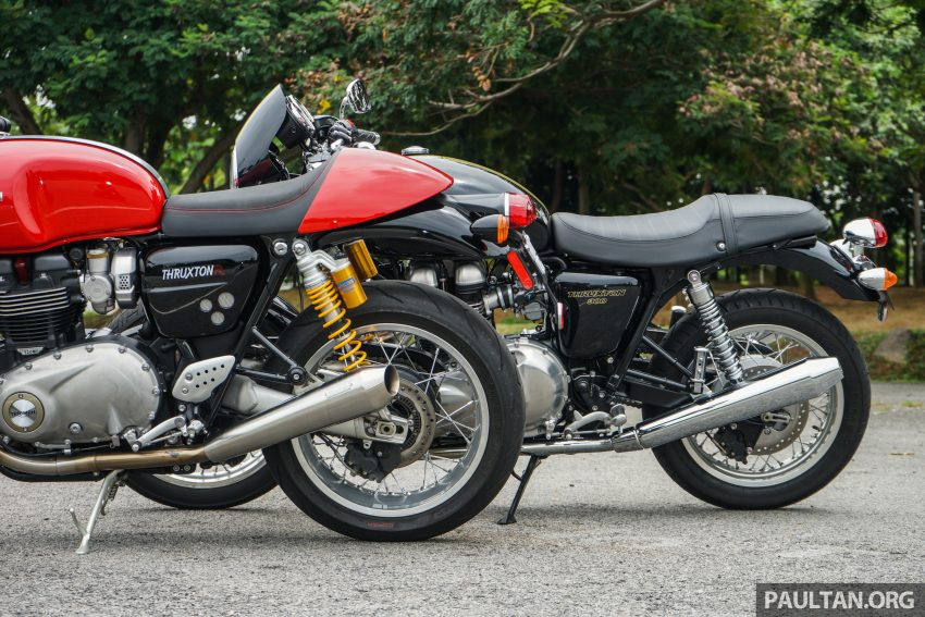 REVIEW: 2016 Triumph Thruxton R – the ultimate retro Image #519453