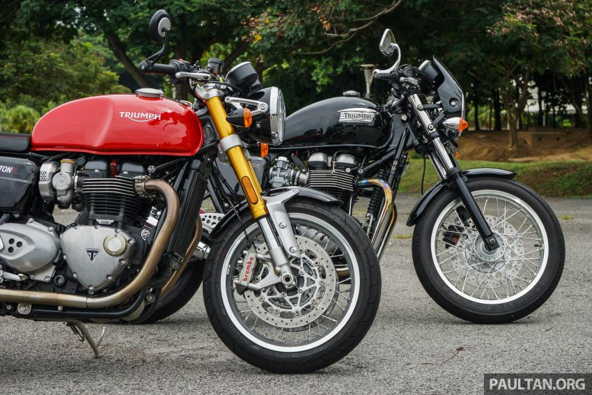 REVIEW: 2016 Triumph Thruxton R – the ultimate retro Image #519456