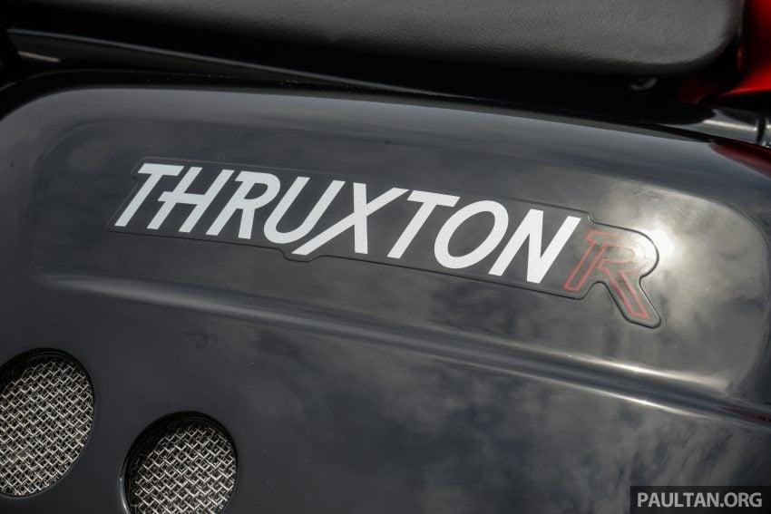 REVIEW: 2016 Triumph Thruxton R – the ultimate retro Image #519343