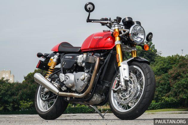 Triumph Thruxton R 2