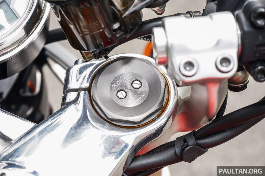 REVIEW: 2016 Triumph Thruxton R – the ultimate retro Image #519355