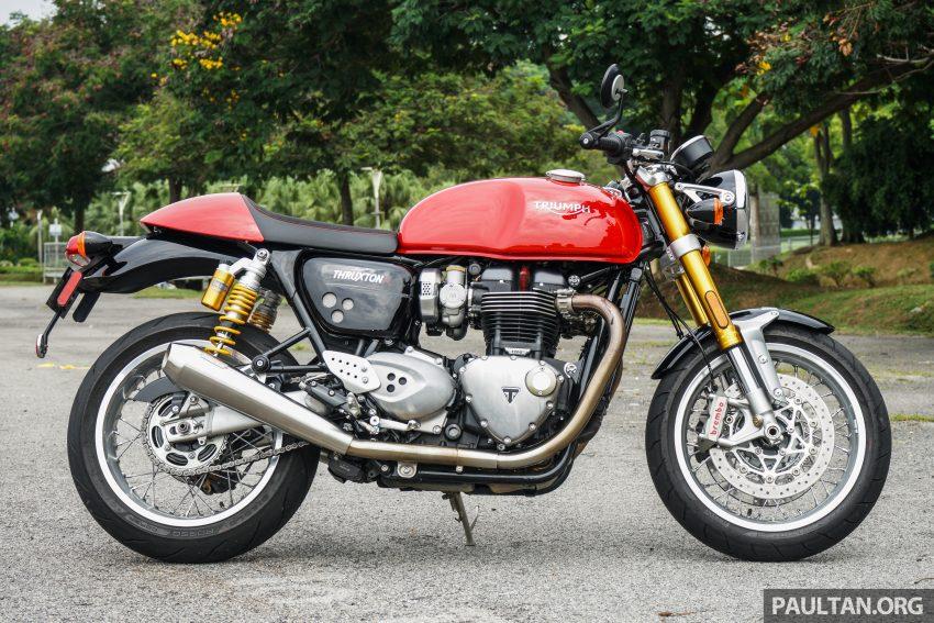 REVIEW: 2016 Triumph Thruxton R – the ultimate retro Image #519368