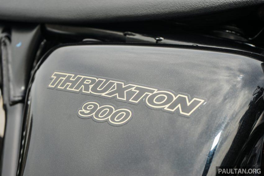 REVIEW: 2016 Triumph Thruxton R – the ultimate retro Image #519399