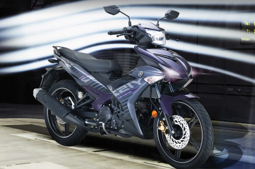 2016 Yamaha Y15ZR – now in grey, priced at RM8,210 Image #525378