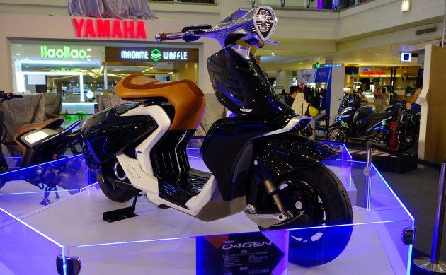 Yamaha Automatic Motorshow 3