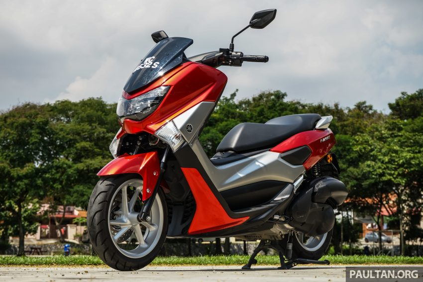 REVIEW: 2016 Yamaha NMax scooter – PCX150 killer? Image #518047