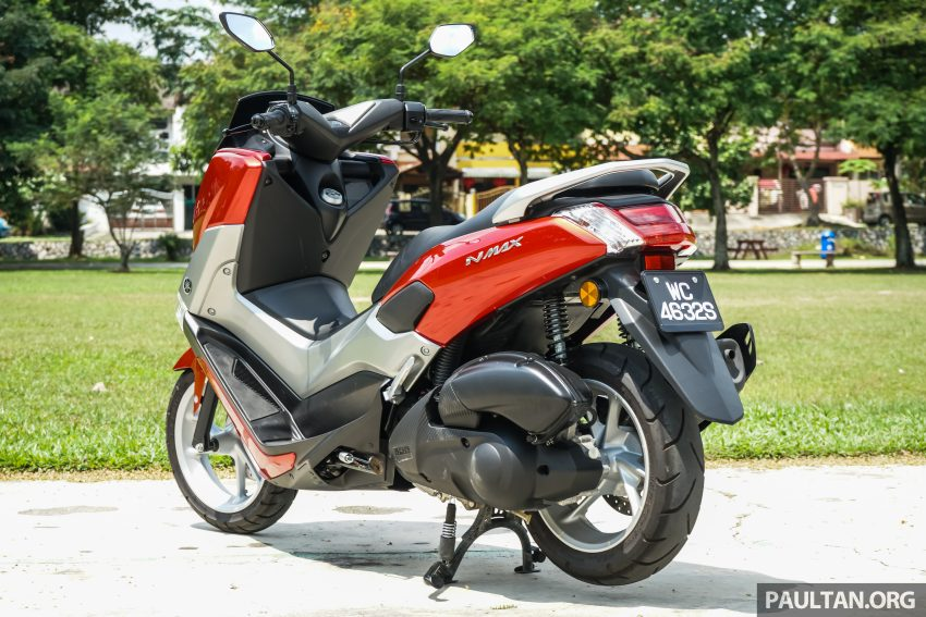 REVIEW: 2016 Yamaha NMax scooter – PCX150 killer? Image #518053