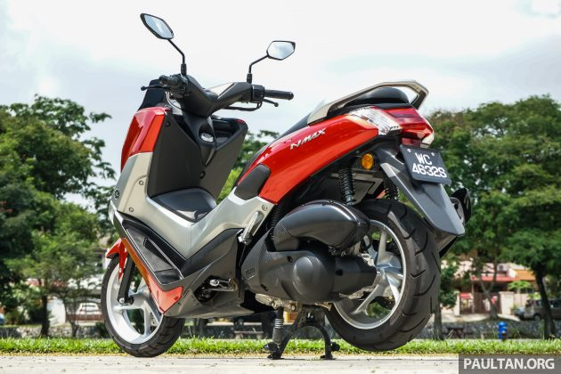 REVIEW: 2016 Yamaha NMax scooter - PCX150 killer?
