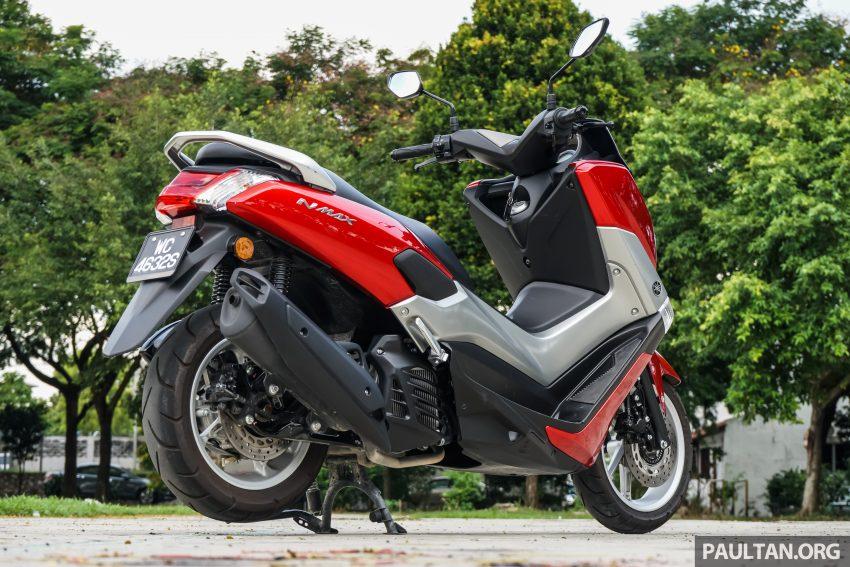 REVIEW: 2016 Yamaha NMax scooter – PCX150 killer? Image #518064