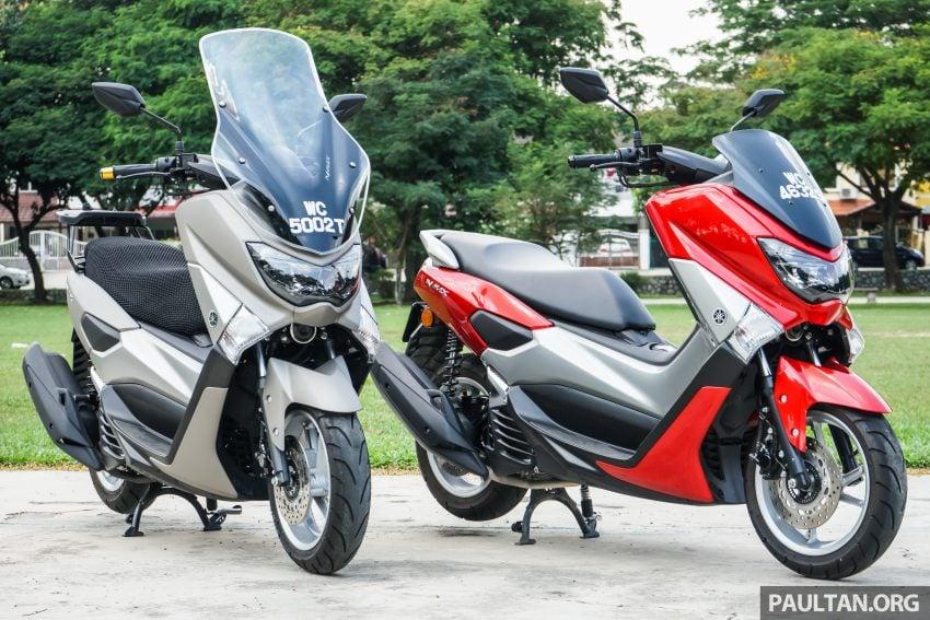 REVIEW: 2016 Yamaha NMax scooter – PCX150 killer? Image #518065