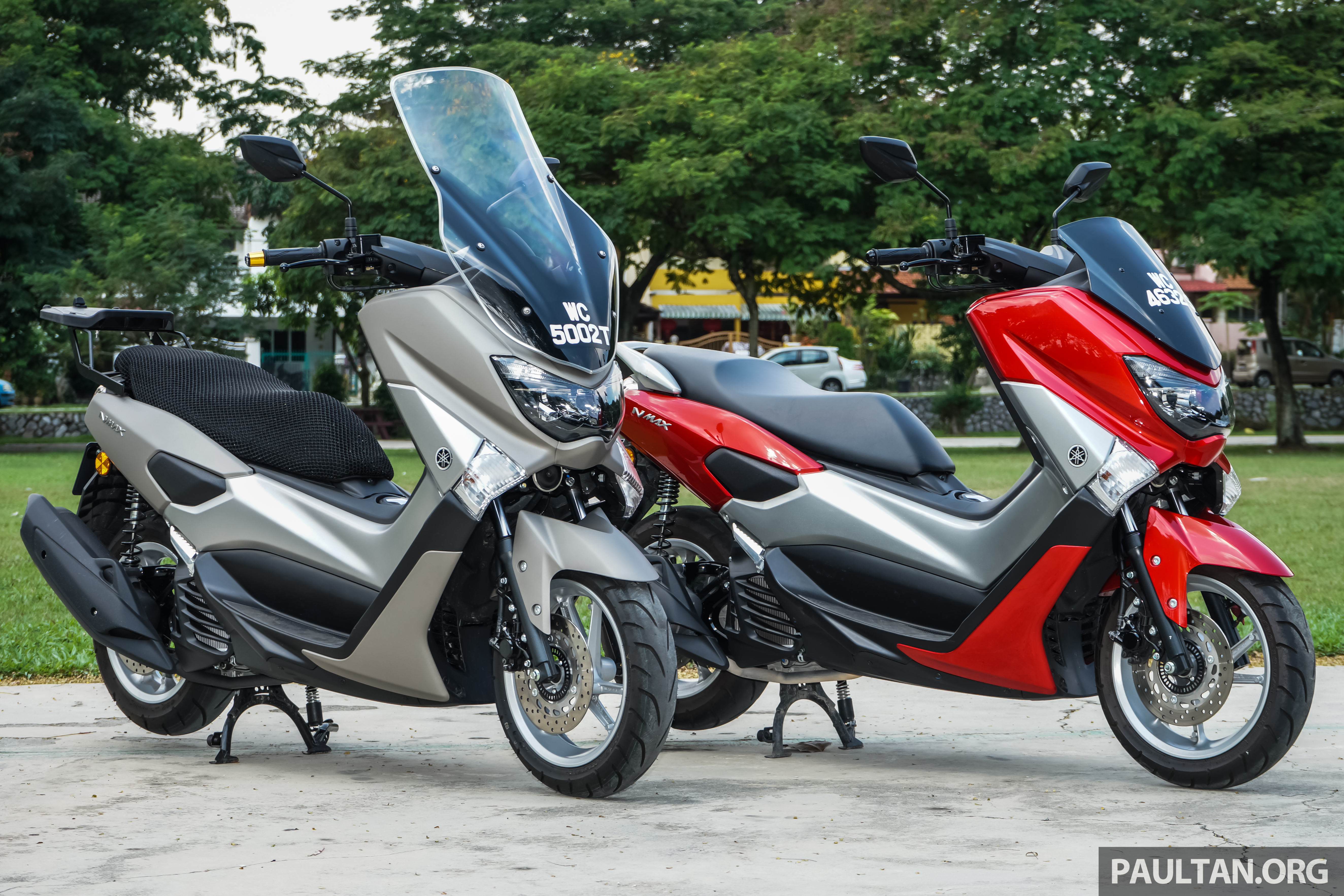 Yamaha I  Rview