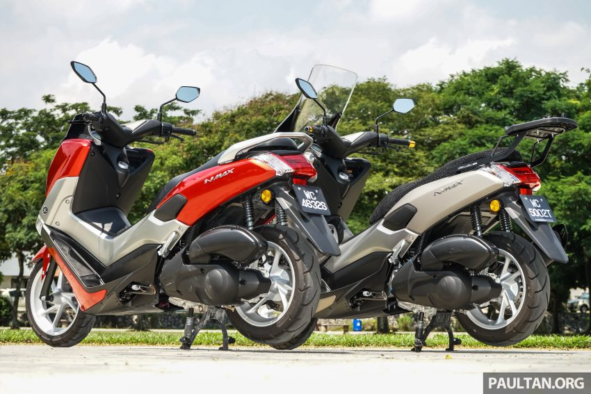 REVIEW: 2016 Yamaha NMax scooter – PCX150 killer? Image #518074