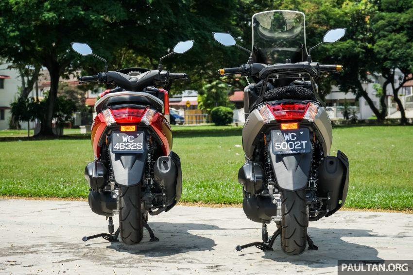REVIEW: 2016 Yamaha NMax scooter – PCX150 killer? Image #518075