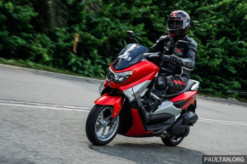REVIEW: 2016 Yamaha NMax scooter – PCX150 killer? Image #518076