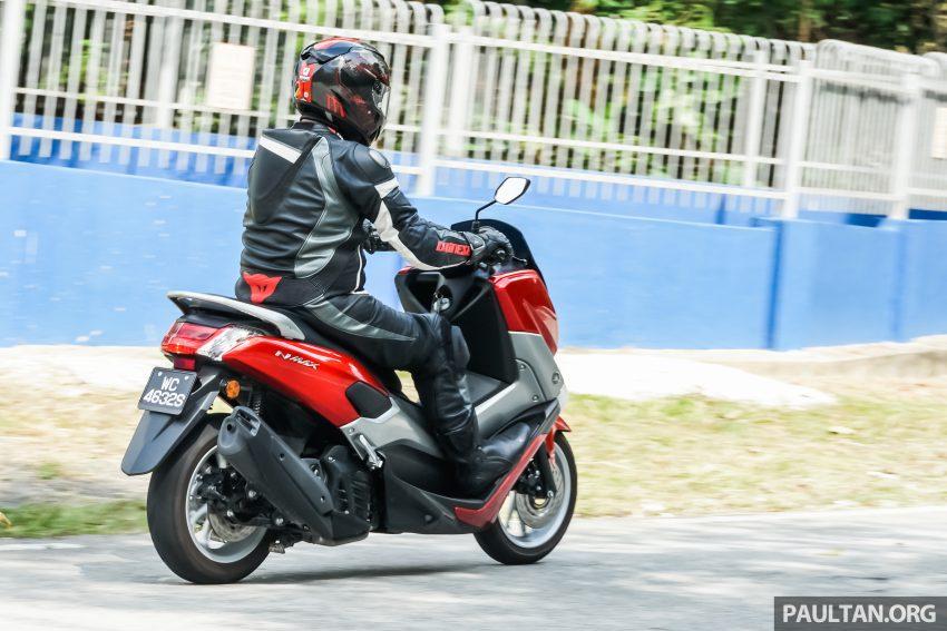 REVIEW: 2016 Yamaha NMax scooter – PCX150 killer? Image #518080