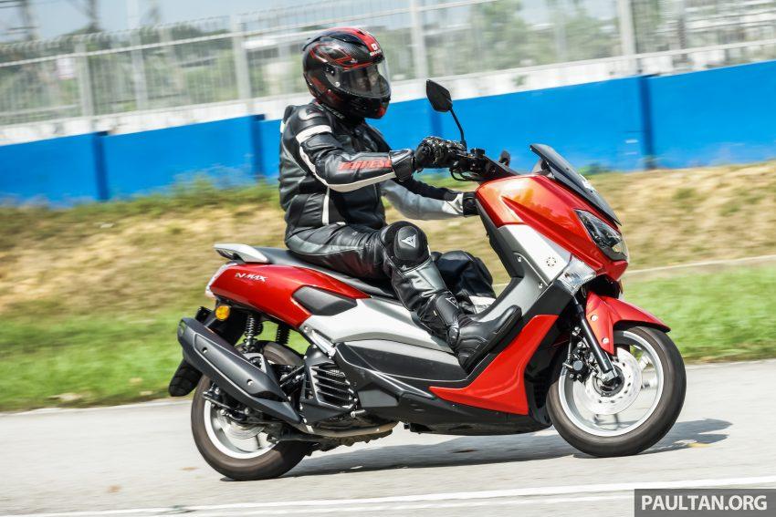 REVIEW: 2016 Yamaha NMax scooter – PCX150 killer? Image #518084