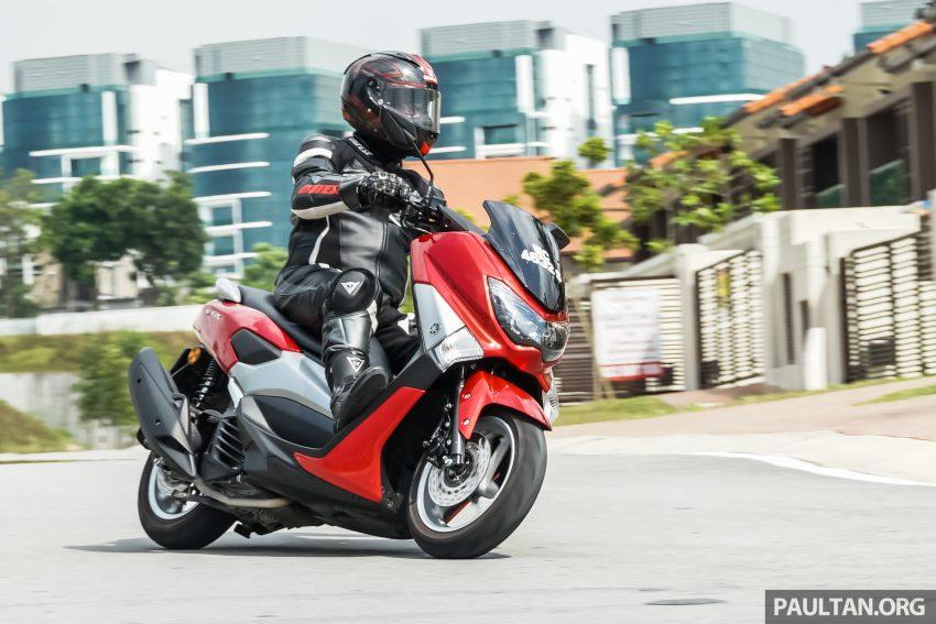 REVIEW: 2016 Yamaha NMax scooter – PCX150 killer? Image #518087