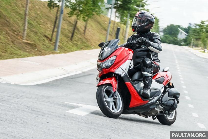 REVIEW: 2016 Yamaha NMax scooter – PCX150 killer? Image #518090