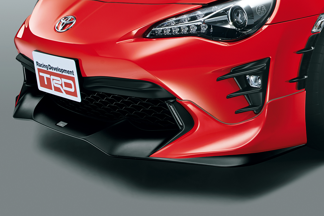 2017 Toyota 86 Receives Complete Trd Parts Upgrade Image 516140