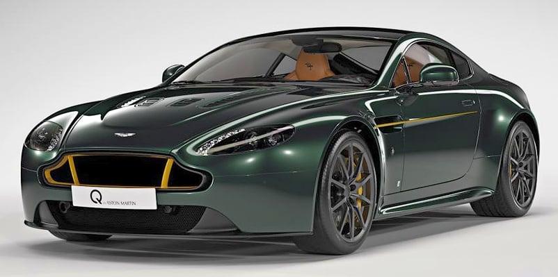 Aston Martin V12 Vantage S Spitfire 80 Limited Edition