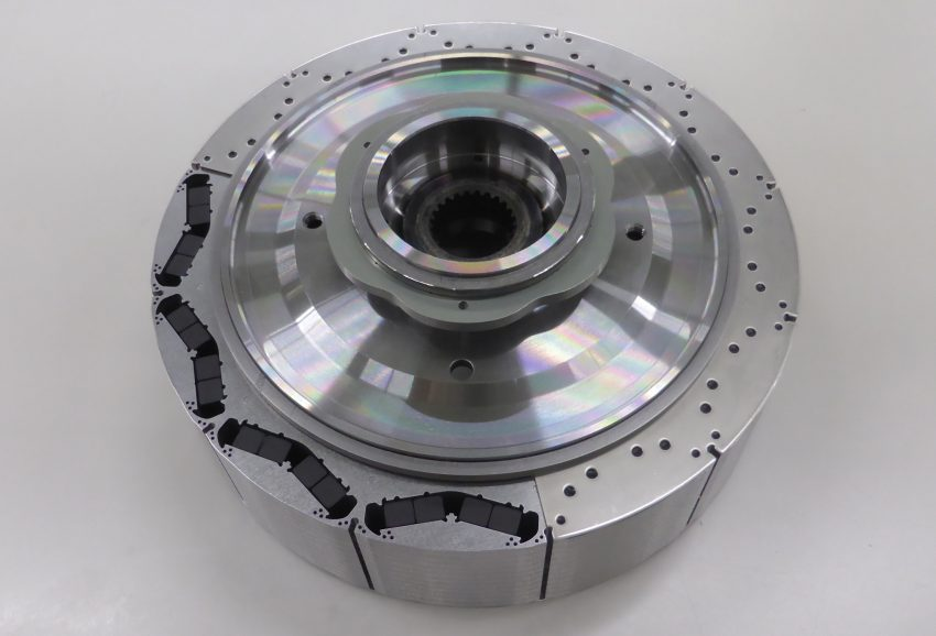 Honda's new hybrid motor magnet that's free of heavy rare earth elements – new Freed to get it this year Image #517302