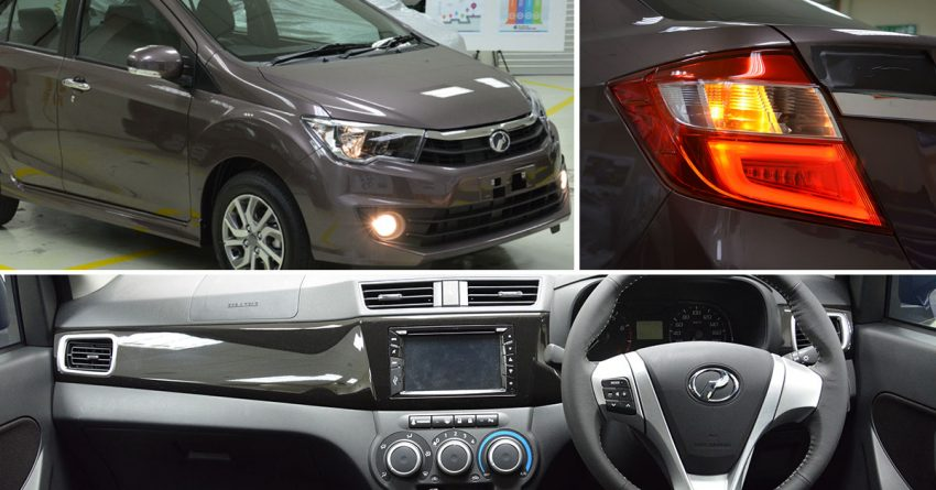 PANDU UJI: Perodua Bezza 1.0L dan 1.3L Dual VVT-i baharu – percaturan pertama P2 bagi model sedan Image #518643