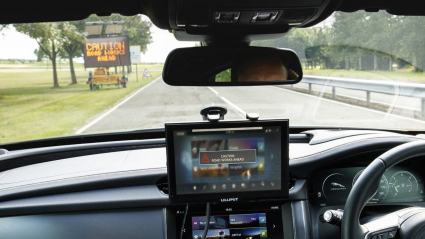 Jaguar Land Rover rolling out 100-car fleet over next four years to develop connectivity, autonomous tech Image #518402
