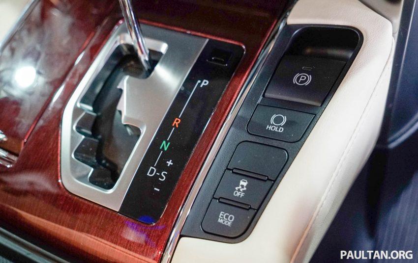Toyota Alphard dan Vellfire – model spesifikasi Malaysia telah dipamerkan di Mitsui Outlet Park Image #524592