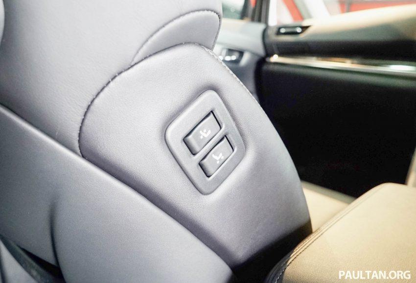 Toyota Alphard dan Vellfire – model spesifikasi Malaysia telah dipamerkan di Mitsui Outlet Park Image #524647